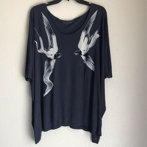 All Saints Swooping Dream Top